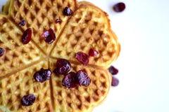 Biscuits faits maison Photographie stock libre de droits