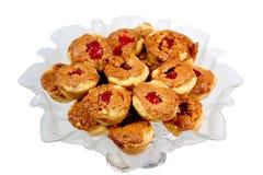 Biscuits faits maison de Fussies Photos libres de droits