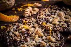 Biscuits florentins polonais image stock