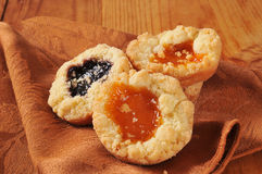 Biscuits gastronomes Image stock