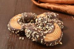 Biscuits gastronomes Photo libre de droits