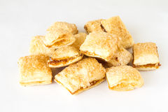 Biscuits heap Stock Images