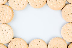 biscuits lots Στοκ Εικόνες