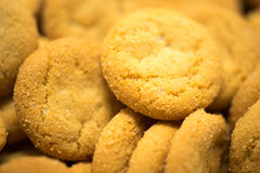 Biscuits Macro Stock Images