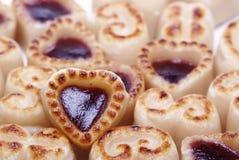 Biscuits orientés sélecteurs Photos stock