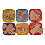 Biscuits ou festins d'animal familier Photographie stock