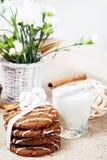 Biscuits pour quelqu'un spécial Images stock