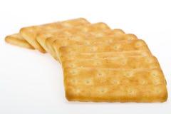 Biscuits séquentiels Image stock