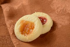Biscuits sablés Images stock