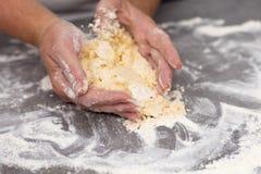 Biscuits sablés de mélange de vanille photo libre de droits