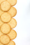 Biscuits salés Image stock