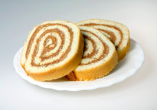 Biscuits savoureux Images stock
