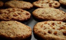Biscuits savoureux Photographie stock libre de droits