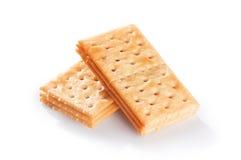 Biscuits savoureux Images libres de droits