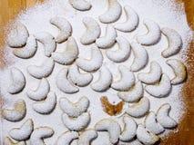 Biscuits sucrés glacials   Photo libre de droits