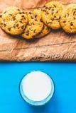 Biscuits supérieurs photo stock