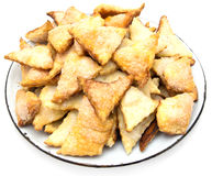 Biscuits tabs Royalty Free Stock Photos