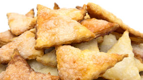 Biscuits tabs Royalty Free Stock Photography
