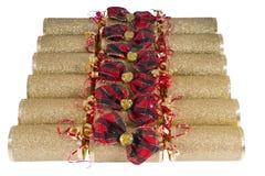 Biscuits traditionnels de Noël Image libre de droits