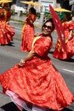 Bisdak Vancôver, parada da festa de Pinoy Fotografia de Stock Royalty Free