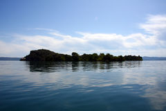 bisentina di isola стоковая фотография