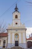 Biserica Inaltarea Domnului-Medias Royalty Free Stock Photography