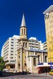 Biserica Luterana in Bucharest Stock Image
