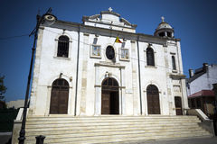 Biserica metamorfizaci ortodoksyjny kościół w Constanta Rumunia Zdjęcia Stock