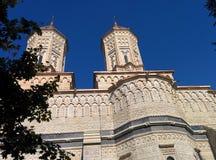 Biserica Trei Ierarhi i Iasi Arkivbilder