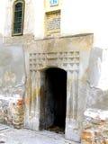 Bisericani修道院, Neamt县,罗马尼亚 图库摄影
