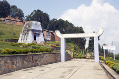 Bisesero Memorial Site Royalty Free Stock Photography