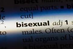 bisexual fotografia stock