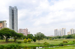 Bishan Park Royalty Free Stock Image