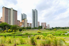 Bishan Park Stock Photos