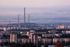 Bishkek City Stock Photo
