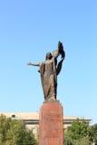 Bishkek Kirgistan, Sierpień, - 25, 2016: Zabytek Revolutio Obrazy Royalty Free