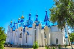 Bishkek Orthodox Cathedral 06 royalty free stock photography