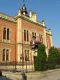 Bishop's Palace in  Novi Sad (Serbia) Royalty Free Stock Photography