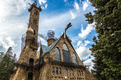 Bishop Castle San Isabel National Forest Colorado Royalty Free Stock Photo