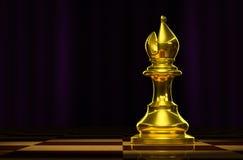 Bishop chess Stock Photo