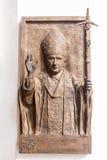 Bishop em Frauenkirche Munich imagens de stock royalty free
