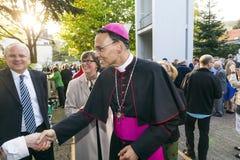 Free Bishop Franz Peter Tebartz Van Elst Stock Photos - 33709193