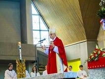 Bishop Franz Peter Tebartz van Elst Stock Photos