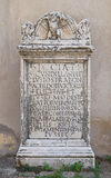 Bishop palace. Amelia. Umbria. Italy. Stock Images