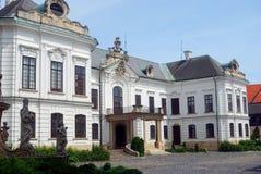Bishop Palace, Veszprem, Hungary Royalty Free Stock Photos
