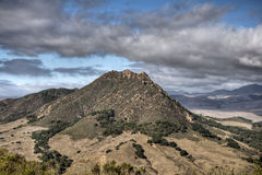 Bishop Peak Royalty Free Stock Photography