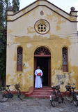 Bishops chapel of St. Marys Cathedral Jaffna Royalty Free Stock Photography