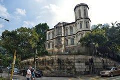 Bishop's House, Hong Kong Royalty Free Stock Photos
