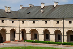 Bishop `s Palace in Kielce. Poland Royalty Free Stock Image