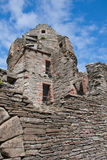 Bishop`s Palace, Kirkwall. Ruin of the former Bishop`s Palace in Kirkwall Royalty Free Stock Images